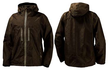КУРТКА Burton AK 2L Stagger Jacket_roasted brown jAKquard_L