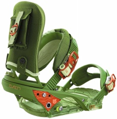 КРЕПЛЕНИЯ Burton P1.1 fatigued green