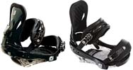 Крепления Burton P1 black/clear
