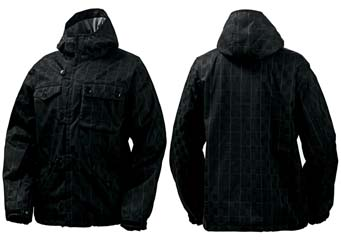 КУРТКА  Burton RONIN ASSOCIATE JACKET_true black