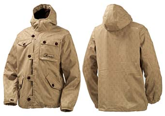 КУРТКА Burton RONIN ASSOCIATE JACKET_dune