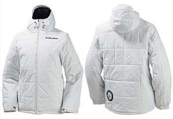 КУРТКА Burton S.W. Puff the Magic Jacket_rock salt_M, L