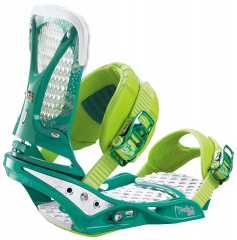 КРЕПЛЕНИЯ Burton TRIAD marine green