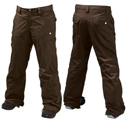 ШТАНЫ Burton Concert Pant_Roasted Brown