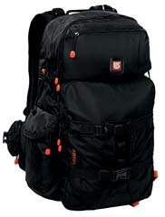 Burton ФОТОРЮКЗАК ZOOM PACK 28L_true black